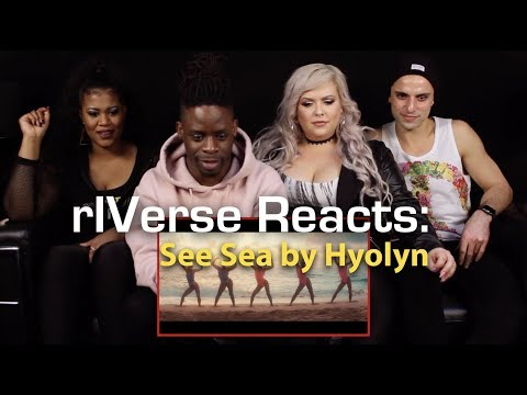 RIVerse Reacts: See Sea By Hyolyn - M/V Reaction