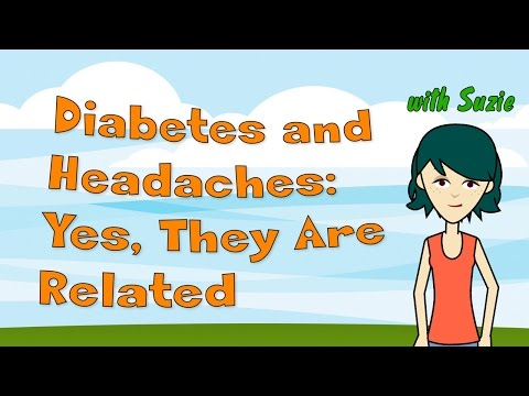 Diabetes and Headaches: Yes, They Are Related