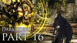 The Lost Temple - Part 16 - Darksiders 2 Walkthrough [PS3/XBOX/PC]