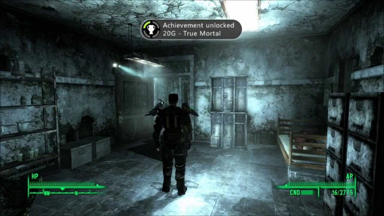 fallout 3 messiah devil and true mortal achievement trophy rh youtube com Fallout 3 Tattoo Good Karma Fallout 3