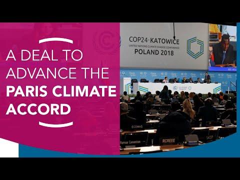 COP 24 - What about the Paris climate accord? | CCR RE Short Stories