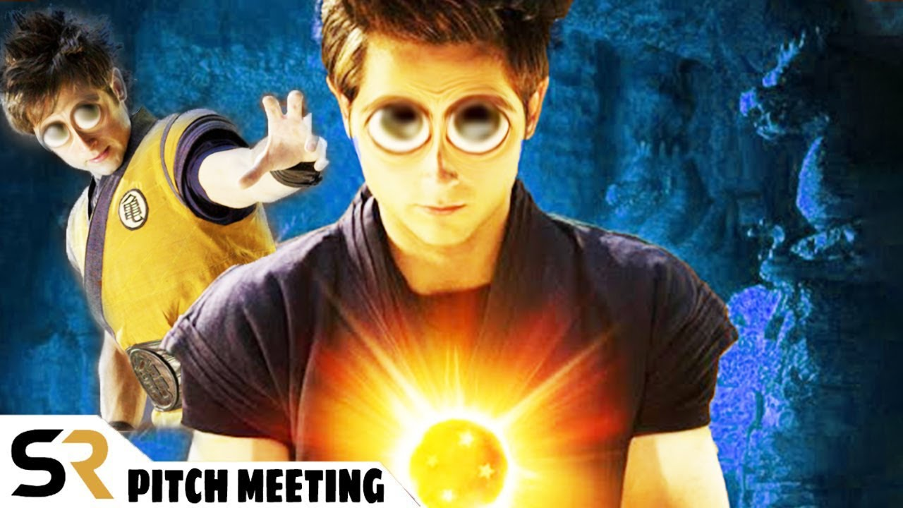Download Dragonball Evolution Pitch Meeting