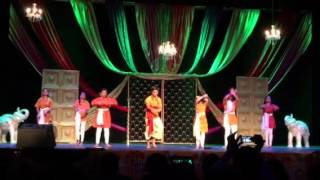 Shiva shiva shankara dance performance -  damarukam movie song dance performance - telugu dance