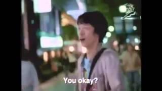 Смешная японская реклама про спорт