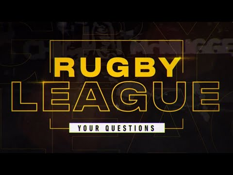 Everything you need to know about Rugby League | The Weekly