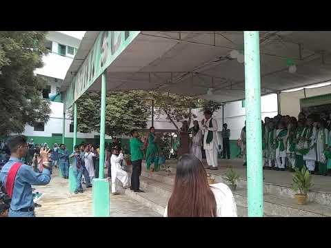 Imran Khan Parody By A Student Of Nasra School