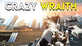 Crazy Wraith Game! - Apex Legends