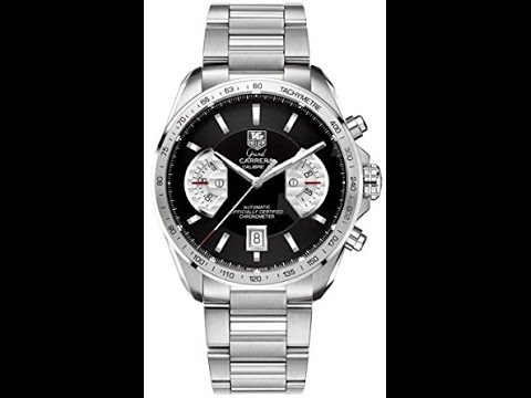 d4113503173 Tag Heuer Grand Carrera RS Chrono for sale. Edinburgh Watch Company