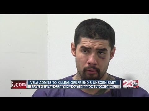 Manuel Vela admits to killing Katrina Rivera and unborn son