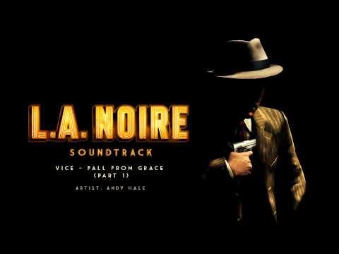 Vice - Fall From Grace (Part 1) - LA Noire Soundtr...