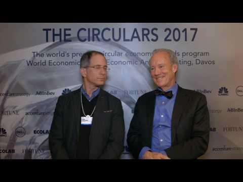 William McDonough, The Fortune Award | The Circulars 2017