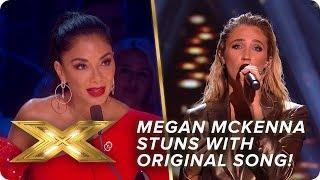 Megan McKenna STUNS with empowering original 'Stronger'   Live Week 2   X Factor: Celebrity