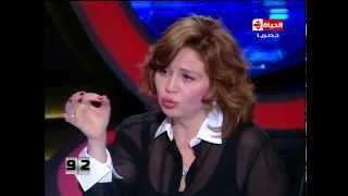 100 سؤال - الفنانة الهام شاهين وسر علاقتها القوية بـ مريم العذراء