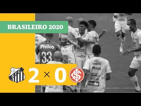 Santos Internacional Goals And Highlights