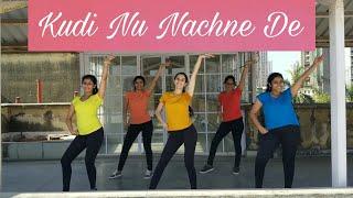 Kudi Nu Nachne De| Angrezi Medium| Radhika Madan,Irrfan Khan| Dance cover by Medical Students Thumb