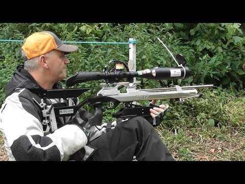 World Field Target Championships 2017 - Day 2 PM Session
