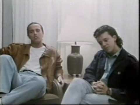 Tears For Fears - Interview 85 (No Limits)