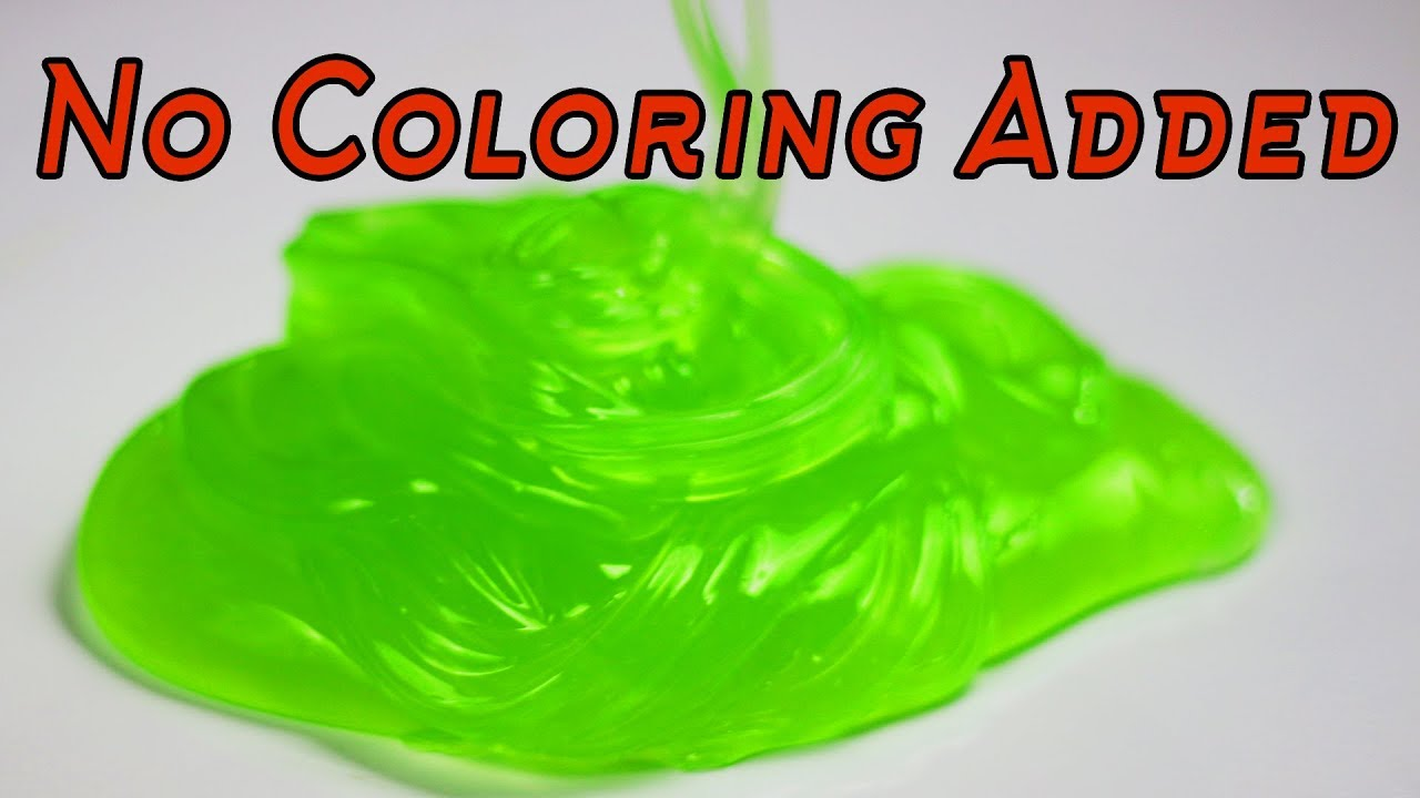 Diy How To Make Slime Toothpaste