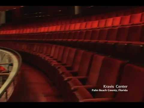 Kravis Center for Performing Arts - Jupiter, Florida