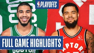 Toronto Raptors vs Boston Celtics | September 11, 2020