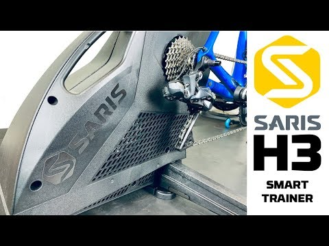 SARIS H3 Smart Trainer: Details // Unboxing // Ride Review from YouTube · Duration:  19 minutes 11 seconds