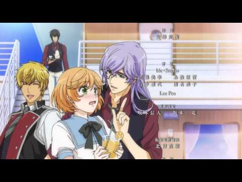 Kiniro no Corda Blue Sky Ending Andante ~Featuring all Main Characters~