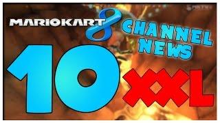 MK8 CHANNEL NEWS XXL Part 10: Ich rappe SPONGEBOZZ + Projekt-Trailer