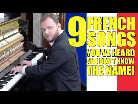 9 French Songs