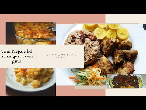 kijan-mwen-fe-yon-bon-macaroni-gratinÉ/-griot-pikliz/-manje-a-gou