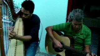 Galopeira - Harpa Paraguaia Thiago Alves