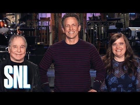 Aidy Bryant is Really Excited for Seth Meyers to Host SNL