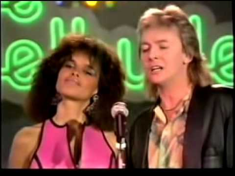Shari Belafonte & Chris Norman   I Want To Be Needed