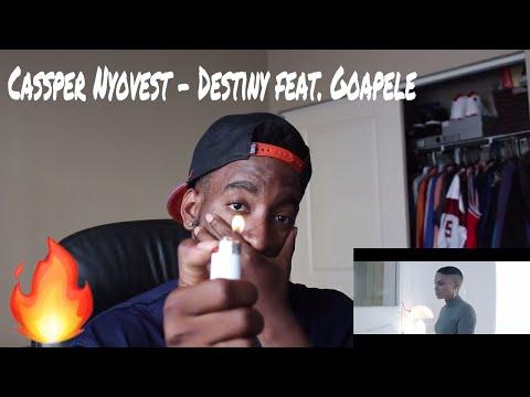 Cassper Nyovest - Destiny feat. Goapele (REACTION)
