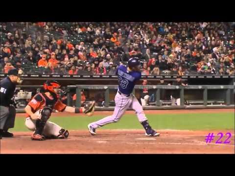 Nolan Arenado | 2015 Home Runs