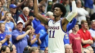 Second Round: Kansas chalks up a win against Michigan State