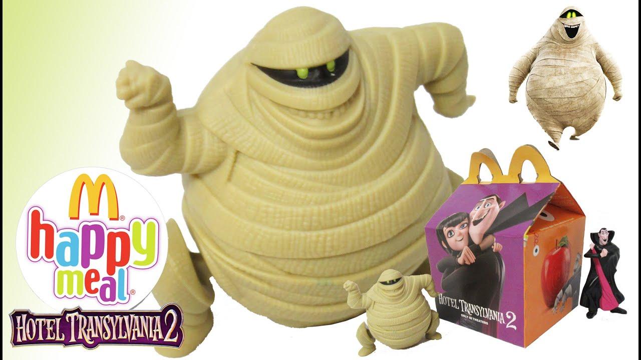 Hotel Transylvania 2 Mcdonald' Happy Meal Toy # Murray