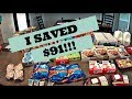 Big Ibotta Grocery Haul | SHOP WITH ME | Coupons, Ibotta, and Clearance $91 Savings