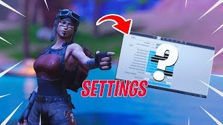 Best Fortnite Controller Settings for Editing | Controller Cam #FearChronic #Apokalypto