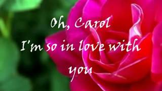 OH CAROL - NEIL SEDAKA ( with lyrics )