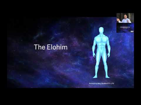 UFOs, Disclosure & Ascension - Peter Maxwell Slattery @ ECETI July 2020