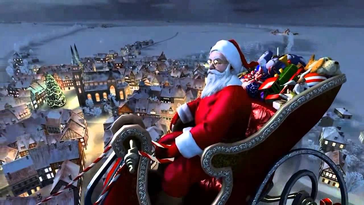 DING DONG, FAIRY TAIL, SANTA CLAUS, CHRISTMAS, MAGIC
