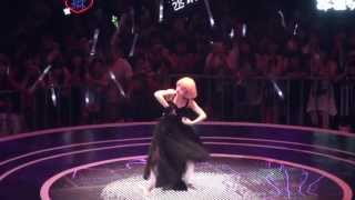 20130602楊丞琳-hito流行音樂獎頒獎典禮-想幸福的人