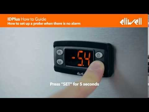 Eliwell temperature controller, eliwell id plus 902, 961, 971, 974.