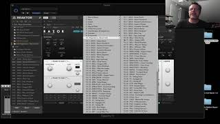 Reaktor 6 & Razor: Making SnapShot Files