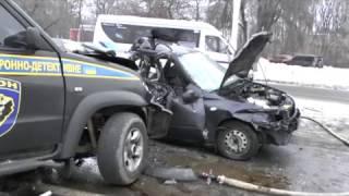 На Дніпропетровщині в жахливій ДТП загинули троє людей