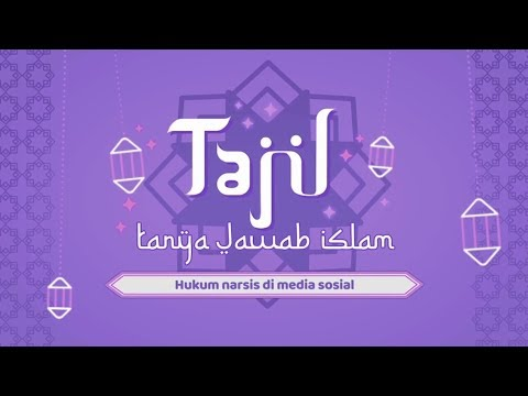 Kata Islam Soal Narsis di Media Sosial