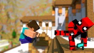 Minecraft Голодные игры #46 ВИНДИ ТАЩЕР!