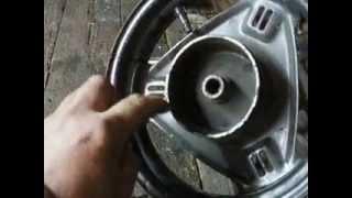 Изготовление оси для двух колёсной тачки ч.  1(, 2013-11-03T14:55:25.000Z)