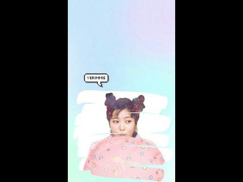 Kpop Edits Yeri Wallpaper Picsart