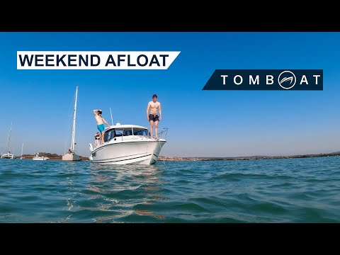 Weekend Afloat | Merry Fisher 795 | Dream Boat Club UK